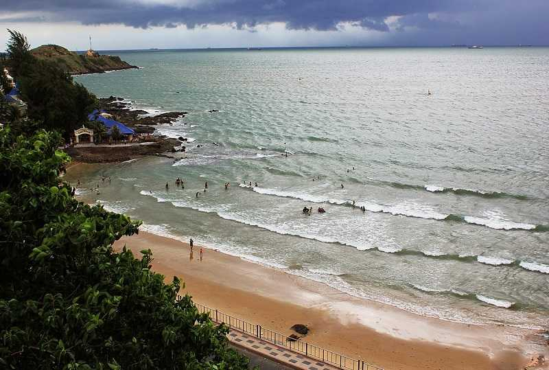 Ананасовый пляж