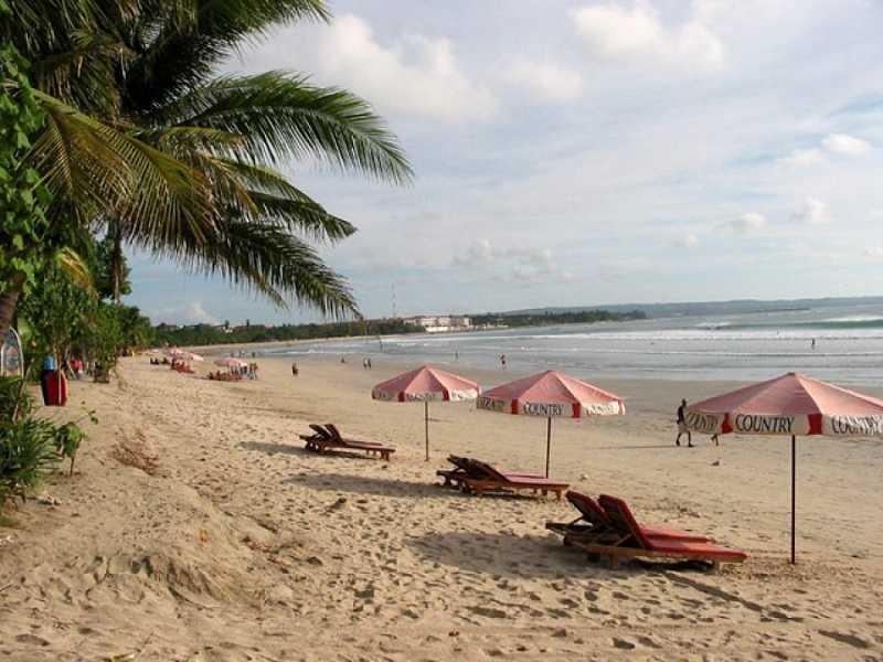 Бали Пляж Куты