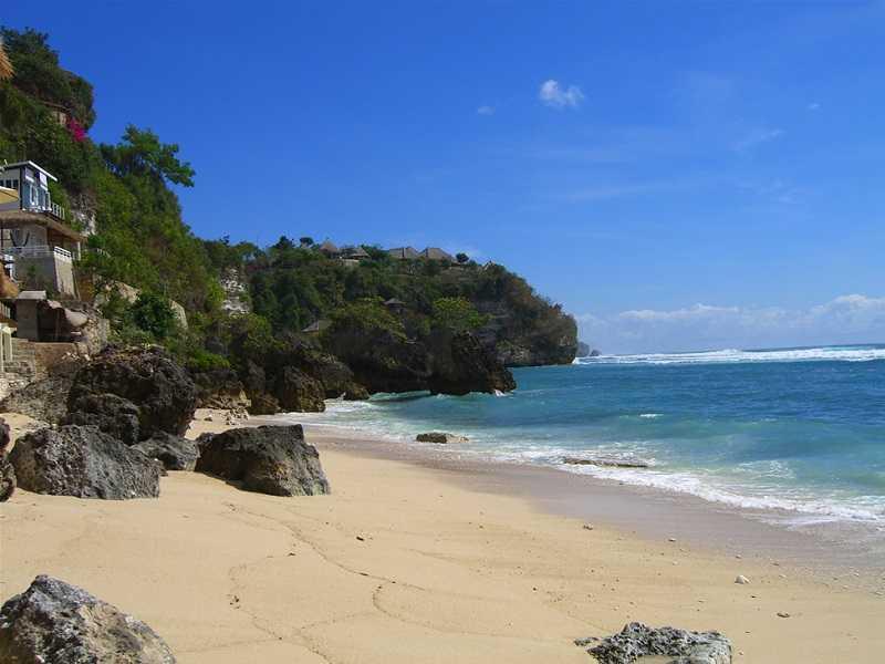Бали Пляж Улувату