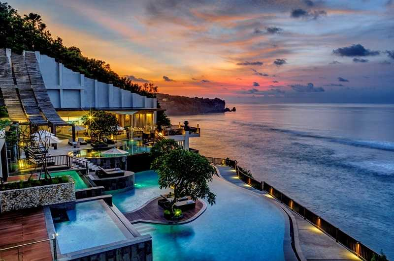 Бали курорт Улувату