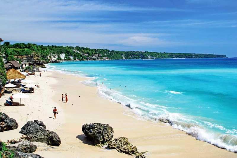 Бали курорт Чангу