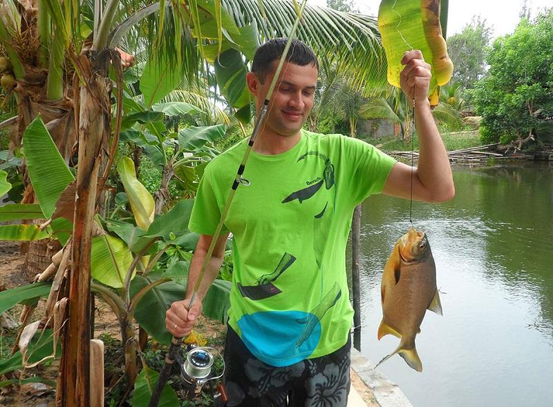 Вьетнам Сезон рыбалки