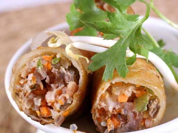 блинчики Нэм кухня вьетнама