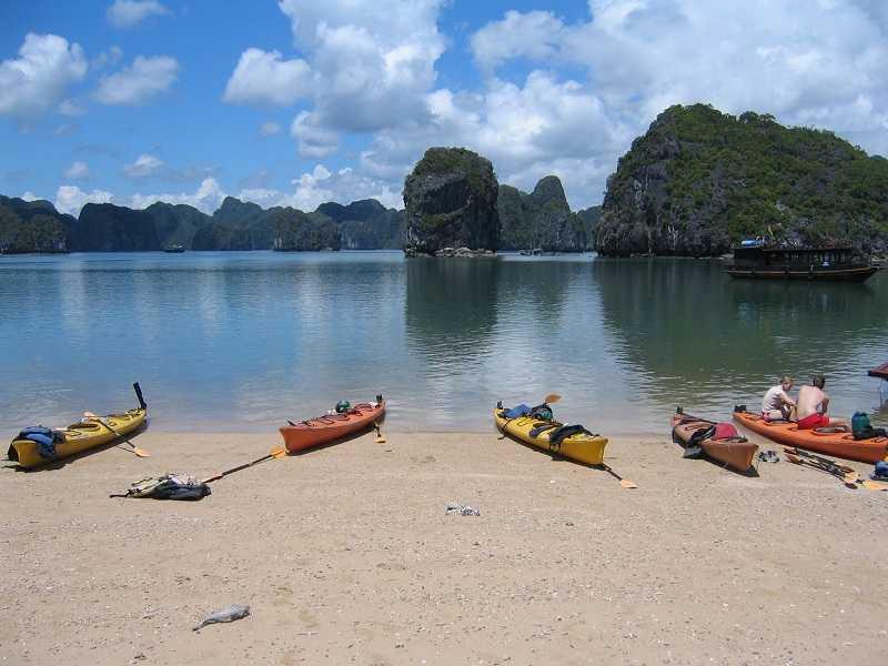 Вьетнам пляж Халонг