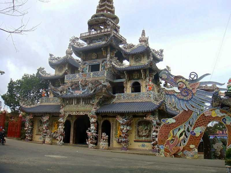 Вьетнам-храм