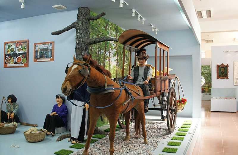 Далат Музей Лам Донг