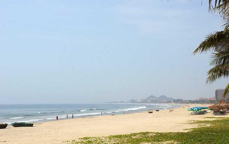 Дананг Китайский пляж