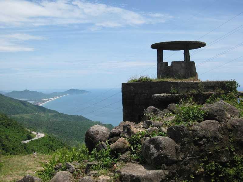 Дананг перевал Хайван