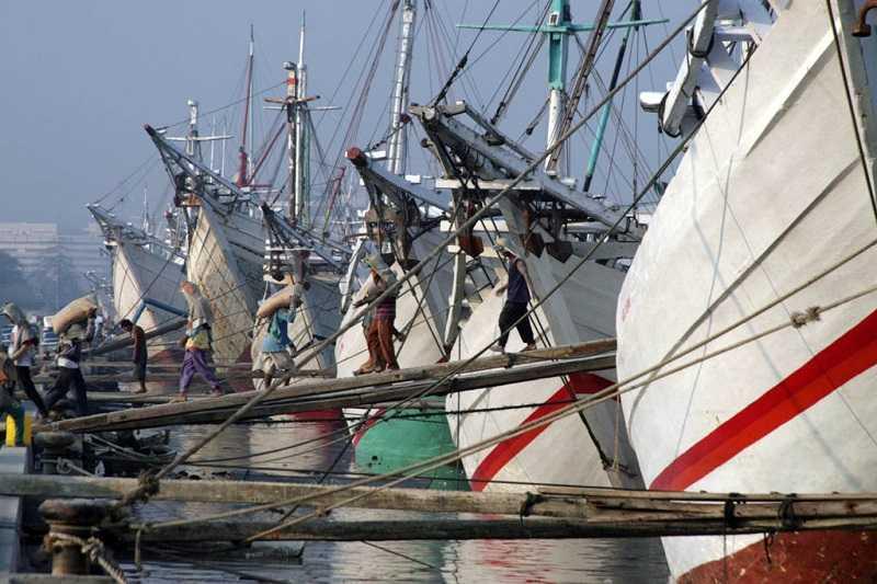 Джакарта порт Сунда Келапа