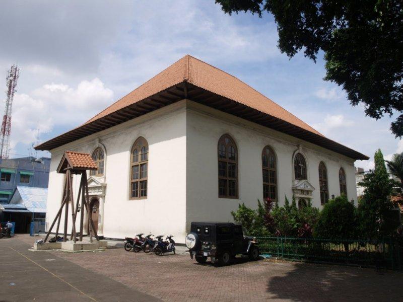 Джакарта Церковь Сион