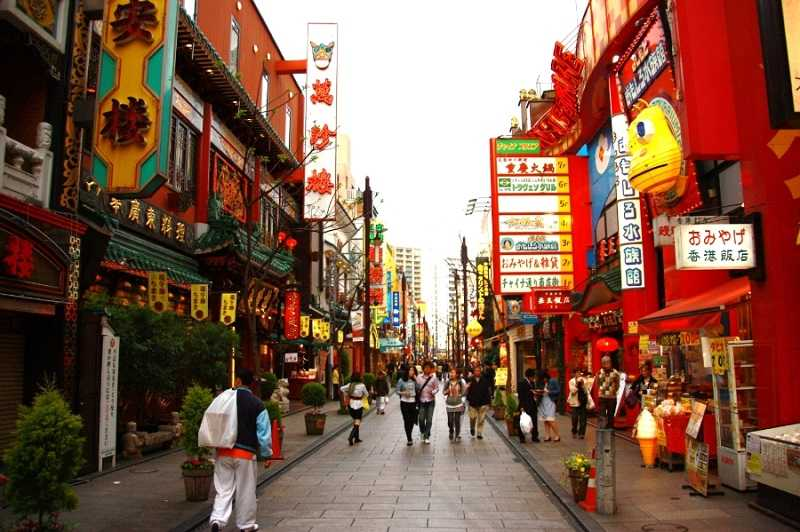 Джакарта китайский квартал