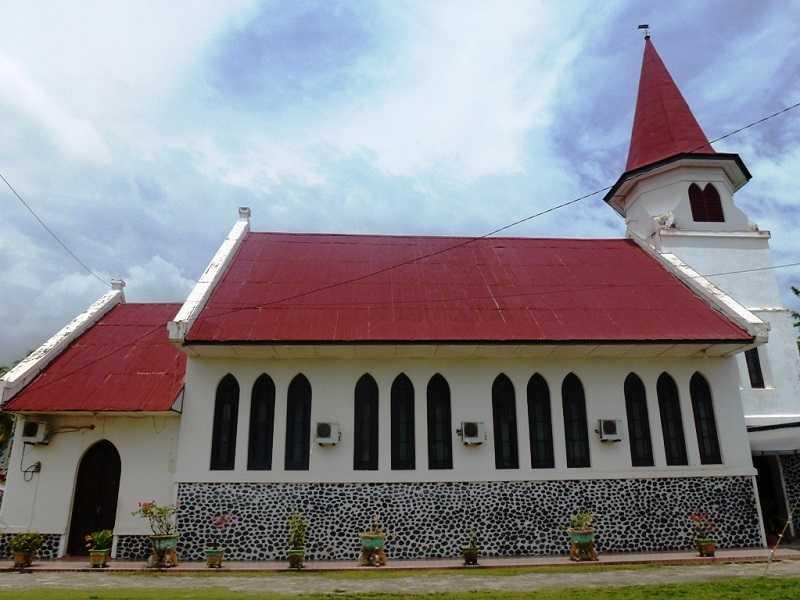 Джакарта церковь Пниел