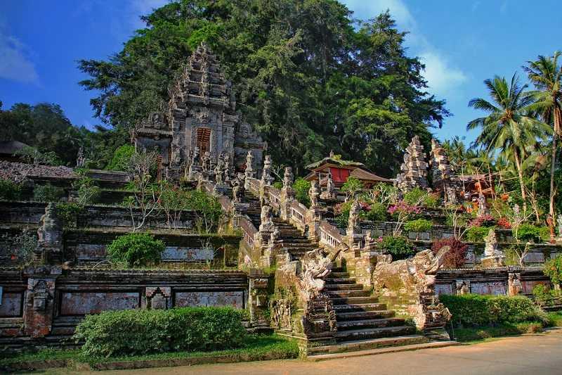 Достопримечательности Убуда Бали