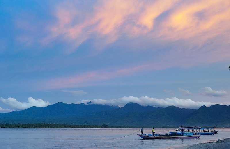 Индонезия Гили Мено