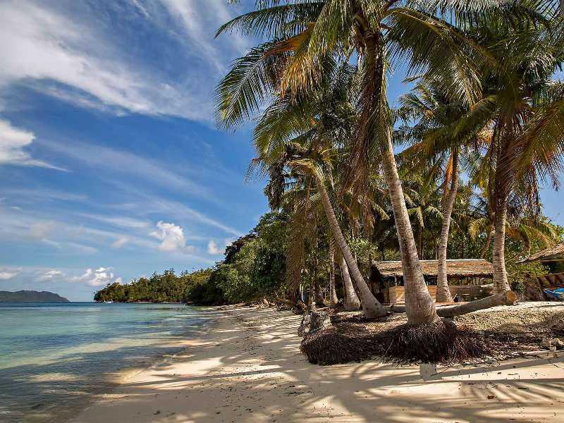 Индонезия Ментавайские острова
