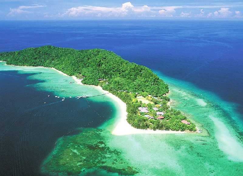 Индонезия Остров Калимантан