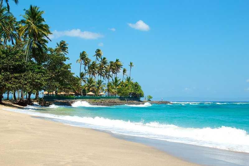 Индонезия Остров Ломбок