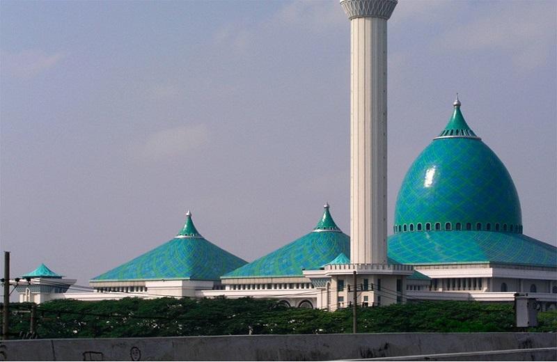 Мечеть Аль Акбар Сурабая