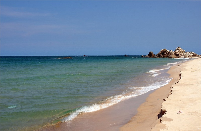 пляж Ранг
