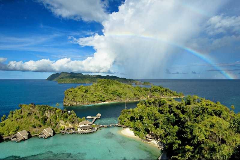 Загадочные острова Индонезии