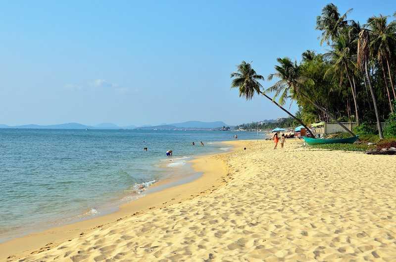 пляжи Острова Фукуок Вьетнам