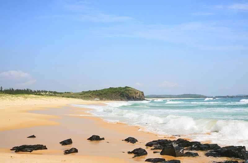пляж Онг Зунг