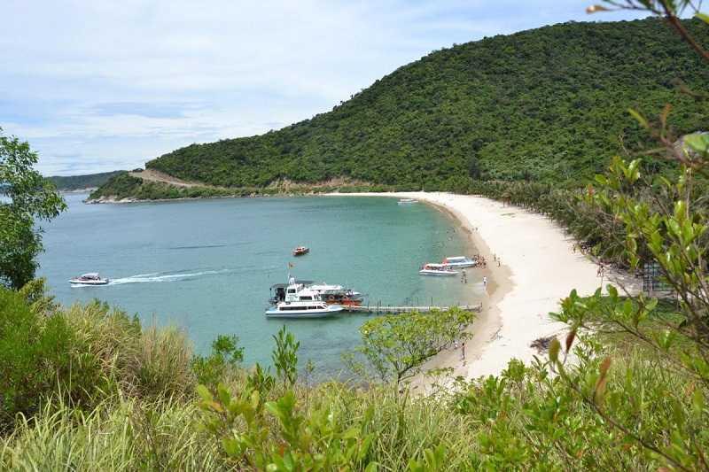 Остров Кылао Чам Вьетнам
