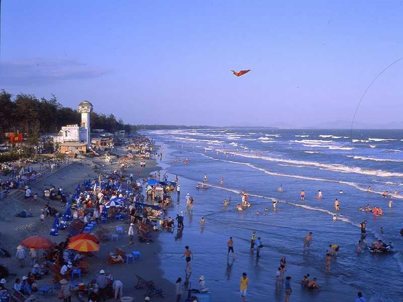 Передний пляж