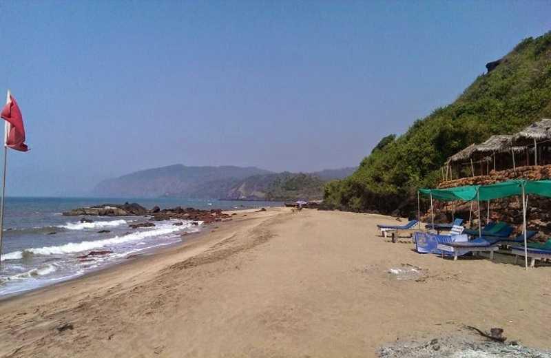 Пляж Паквип