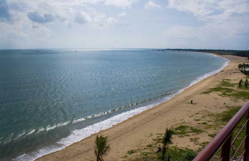 Пляж Фанранга
