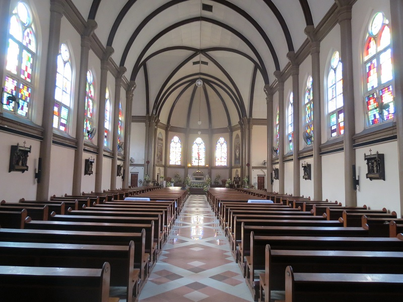 Сурабая Церковь Герея Келахиран