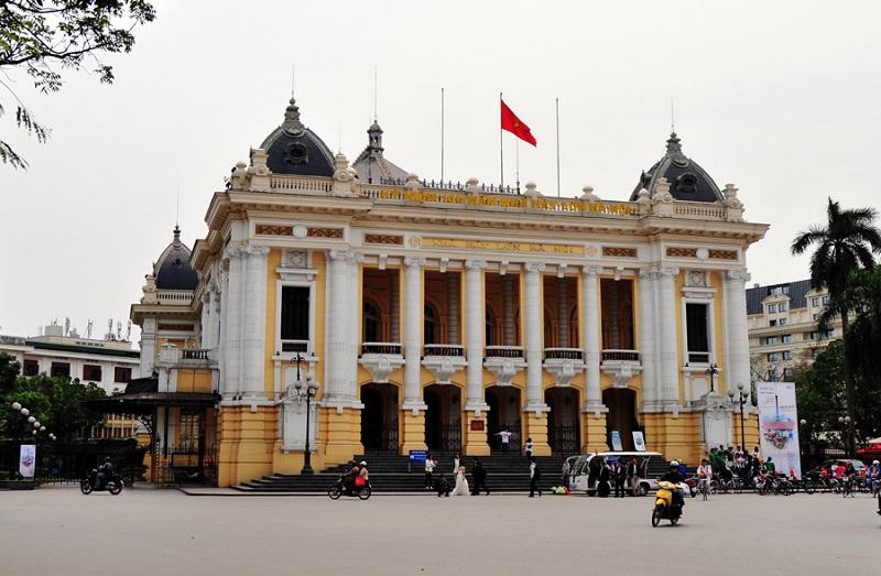 Ханойский оперный театр
