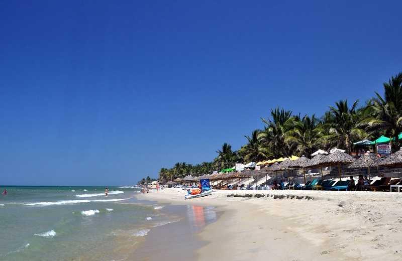 Хойан пляж экскурсии вьетнама