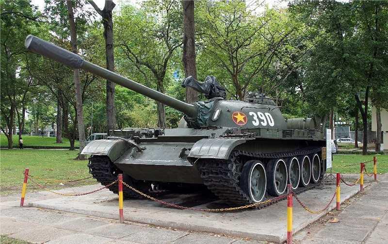 Хошимин Музей военных последствий
