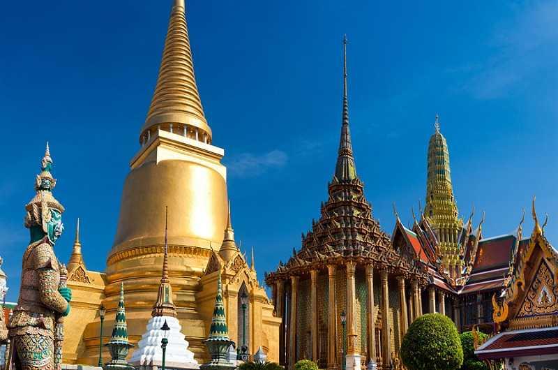 Храма Лежащего Будды