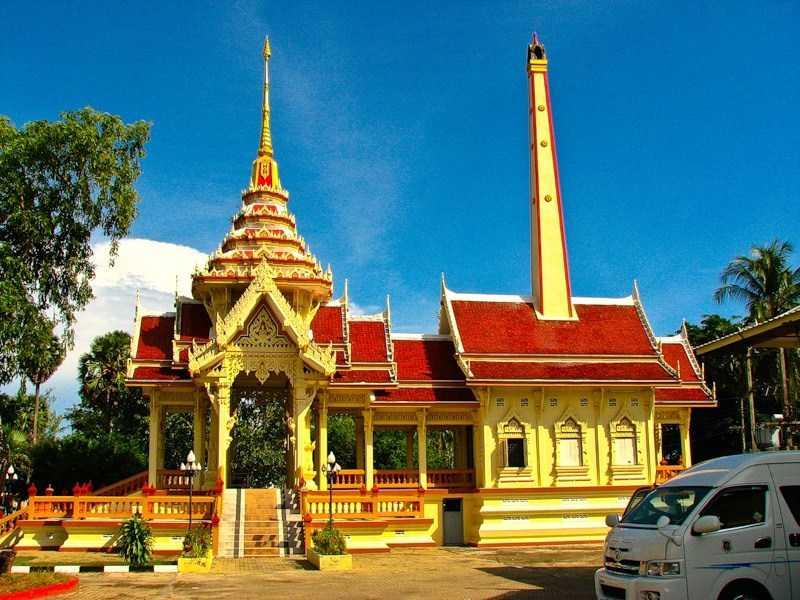 Храм ПхраНангСанг