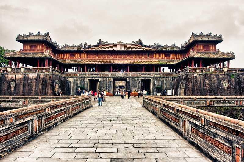 Хюэ императорская Цитадель