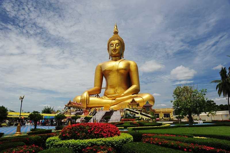 будда-тайланд