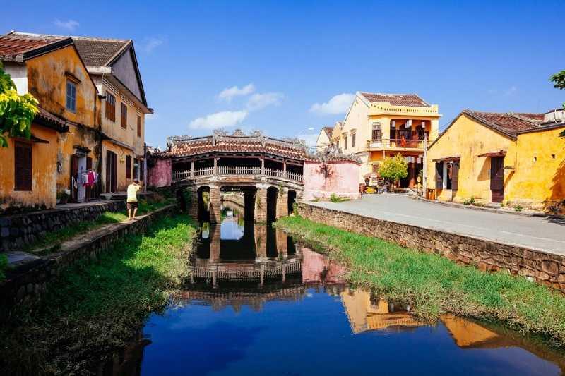 мостик Чуакау хойан достопримечательности