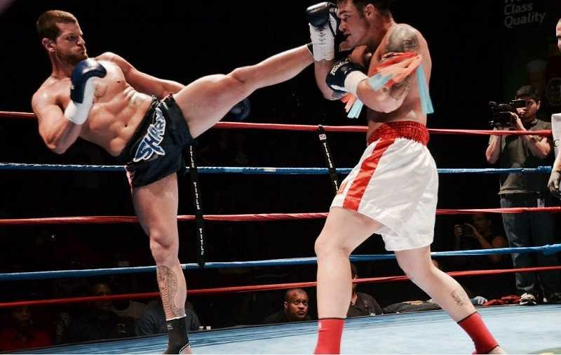 день тайского бокса