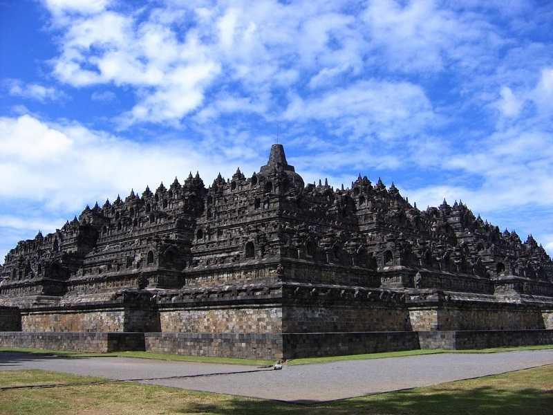 джокьякарта Боробудур достопримечательности индонезии