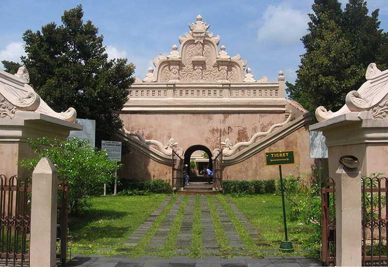 джокьякарта Мечеть Самур Гумулинг