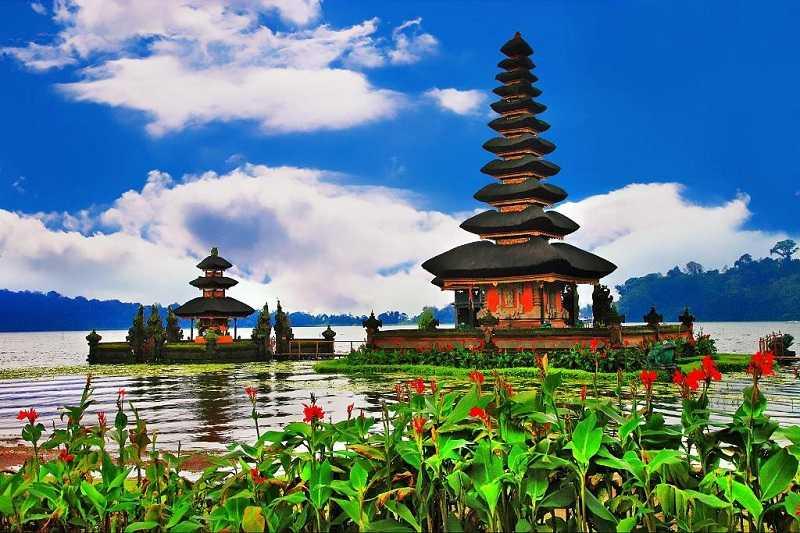 индонезия остров Бали Улун Дану