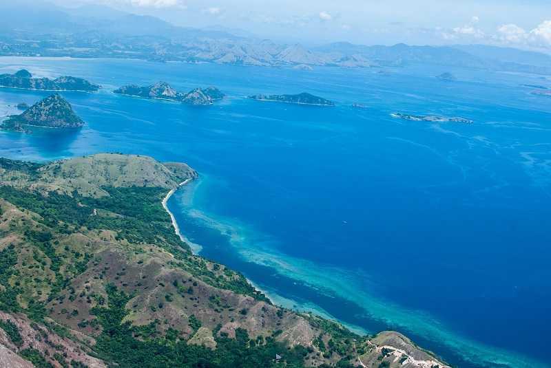 индонезия Острова Ринча, Комодо и Флорес