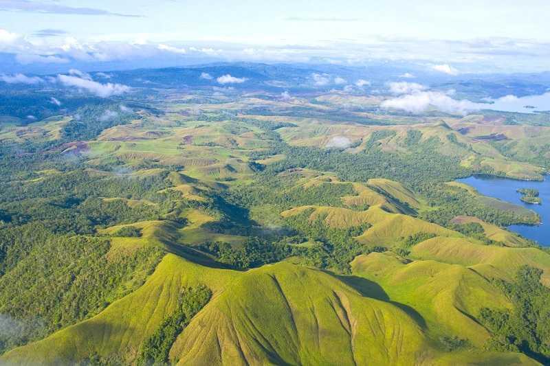 индонезия остров Папуа