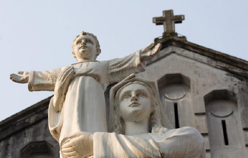 католическая церковь Куа Бак