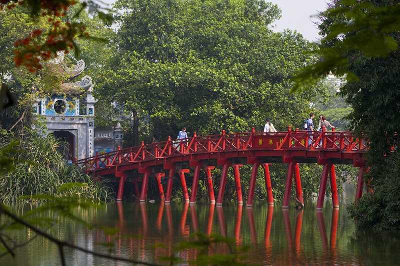 Мост Восходящего Солнца