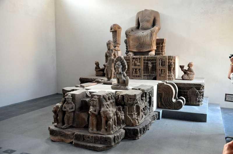 Музей чамской скульптуры