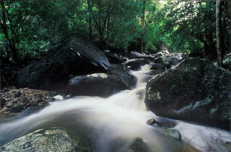 национальный парк Khao Wong