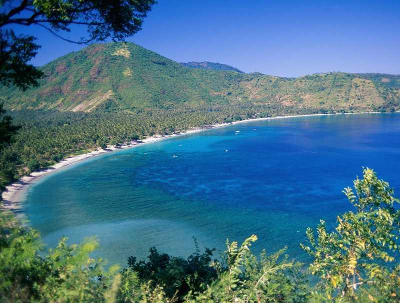 остров ява индонезия